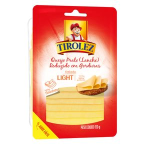 QUEIJO-PRATO-TIROLEZ-150G-LIGHT-FATIADO