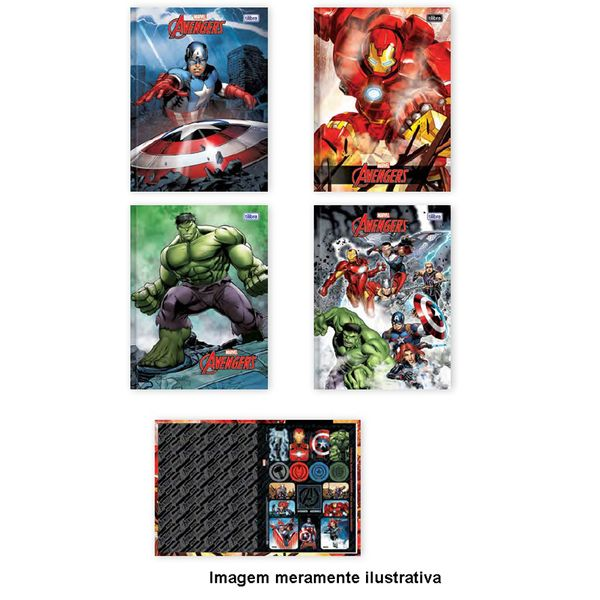 CADERNO-BROCH-CD-TILIB-UNIV-TOP-AVENGERS