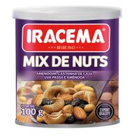 MIX-NUTS-IRACEMA-100G-LT