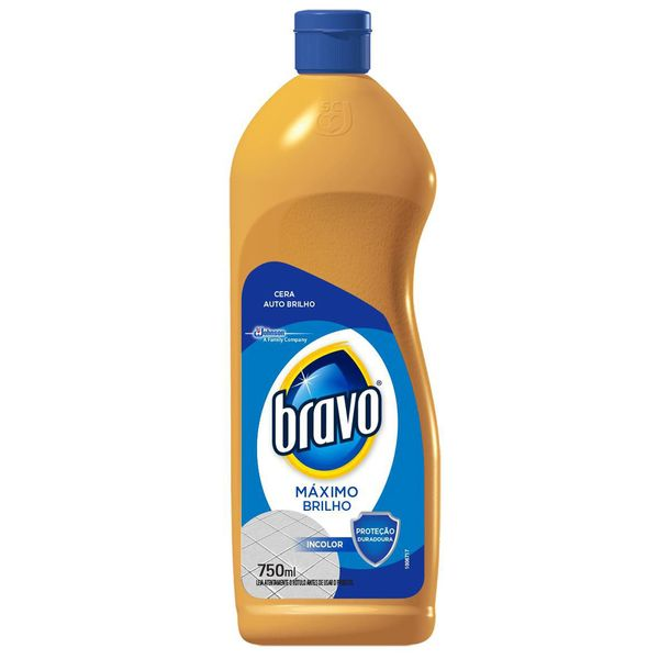 CERA-LIQUIDA-BRAVO-FLASH-750ML-INCOLOR