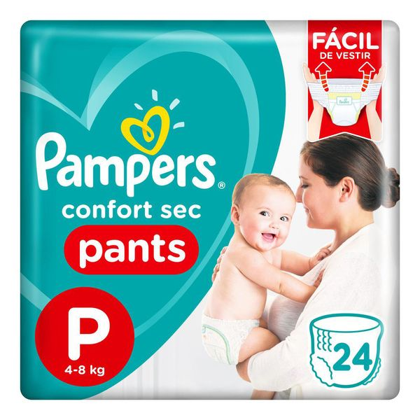 FRALDA-PAMPERS-CONFORT-SEC-PANTS-P-24-UN