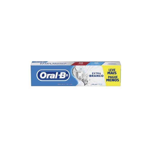 Creme-Dental-Oral-B-150g-Extra-Branco-Le