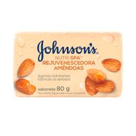 Sabonete-Johnson-Amendoas-80g