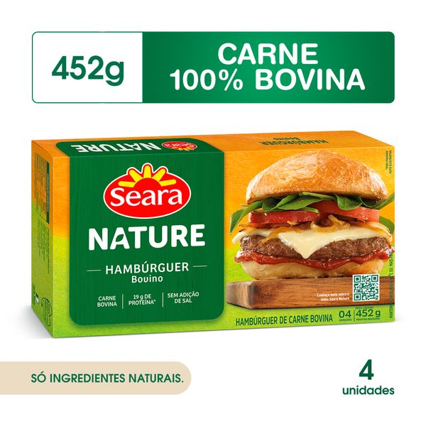 Hamburguer-Seara-452g-Nature-Tradicional